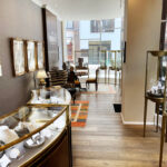 Browns Diamond Jewellery Display