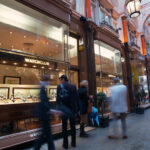 Shopping for Watches on Old Bond Street